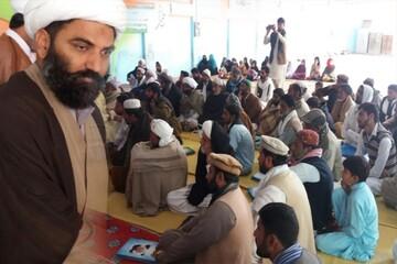 مساجد کو نماز و مناجات کے ساتھ تعلیم و تربیت اور فلاحی کاموں پر توجہ دینی چاہئے، علامہ مقصودڈومکی