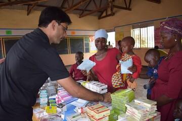 شیعیان اسماعیلی اوگاندا اردوهای بهداشتی راه اندازی میکنند