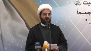 الشيخ دعموش: لمساندة الحكومة في قرارها بدل الوقوف في وجهها وتحريض الشارع عليها