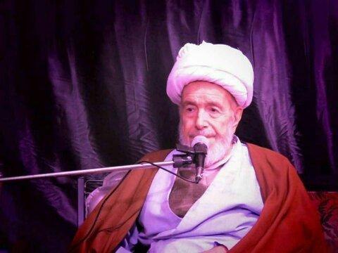 آیت الله محمد محمدی