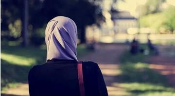حمله به دختر مسلمان  در مدرسه ای در کالیفرنیا