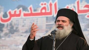 رئیس کلیسای ارتدوکس لبنان:  با اهانت به سید حسن نصرالله و حزب الله مخالفیم