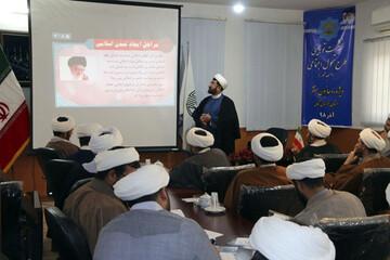 تصاویر/ نشست روحانیان مستقر خراسان شمالی