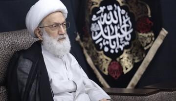 الوفاق بحرین خبر وفات شیخ عیسی قاسم را تکذیب کرد