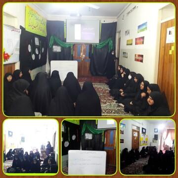 اخبار کوتاه مدارس علمیه خواهران فارس