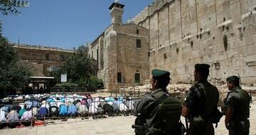 الاحتلال يشدد من اجراءاته الأمنية في محيط المسجد الإبراهيمي
