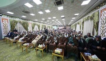 مؤتمر في مرقد الامام الحسين (ع) لمناقشة الوضع الحالي الذي تشهده مدينة كربلاء