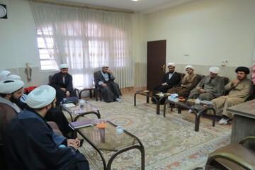 تصاویر/ برنامههای فرهنگی و مذهبی مدرسه علمیه امام باقر(ع) کامیاران