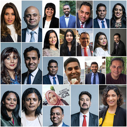 UK: Exclusive: Record 24 Muslim MPs expected to be elected this week