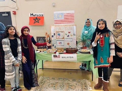 سومین نمایشگاه سالانه «مسلمانانان سرتاسر جهان» در ناپرویل برگزار می شود