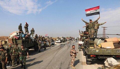 الجيش السوري يسيطر على الطريق بين 'عين عيسى' و'تل تمر'