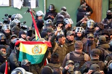 نگاهی به کودتای نظامی علیه مورالس در پرس تی وی