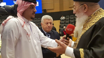 فخرفروشی سفیر بحرین در آمریکا به سفر خاخام اسرائیل به این کشور