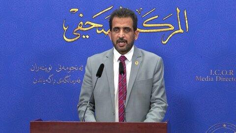 جمال فاخر نماینده ائتلاف سائرون عراق