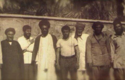 تصاویر قدیمی از رهبر انقلاب