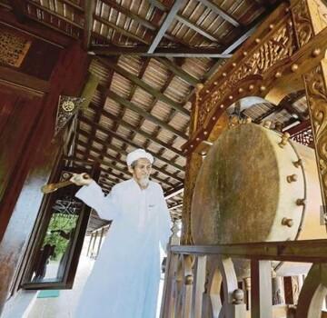 مسجد متفاوت در مالزی، به جاذبه گردشگری تبدیل شده است