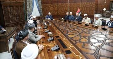 شیخ الازهر: مبلغان اسلامی هستههای اصلاح جوامع هستند