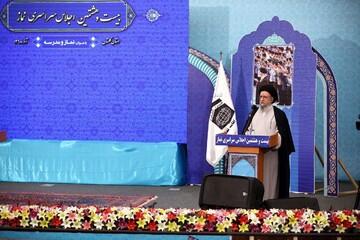 اجلاسیه سراسری نماز سبب خیر و برکت برای گلستان خواهد شد