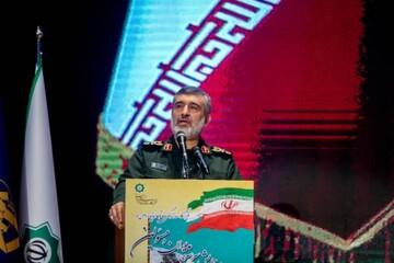 سردار حاجی زاده:  سامانهها و تجهیزات دفاعی  کشور کاملا بومی هستند