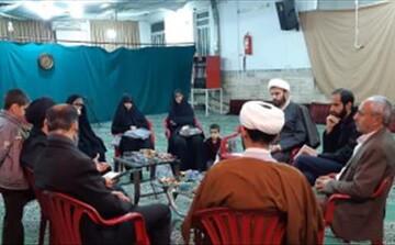جلسه اساتید حفظ و معارف قرآن کریم در آستان امامزاده احمد(ع) برگزار شد