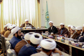 تصاویر/ هم اندیشی مدیران و معاونین فرهنگی مدارس علمیه خراسان جنوبی