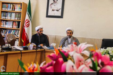 نشست هم اندیشی معاونین آموزش و رابطین پذیرش مدارس علمیه اصفهان