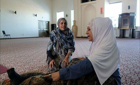 اولین زنی که در آمریکای شمالی مسجد ساخت
