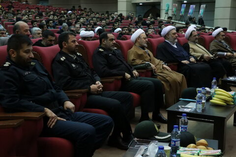 تصاویر / همایش سرآغاز تبیین مکتب انقلاب اسلامی در تبریز