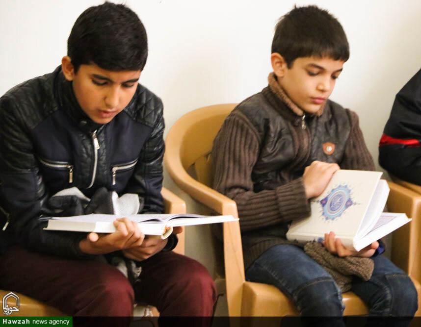 تصاویر/ دوازدهمین دوره مسابقات قرآن کریم طلاب و خانواده حوزه علمیه اصفهان