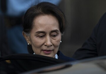 Suu Kyi slammed for genocide defense in Myanmar