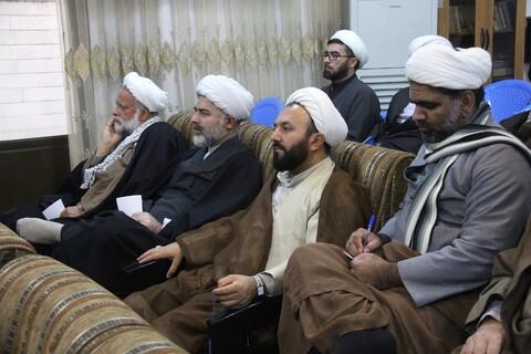 نشست مجمع نمایندگان طلاب و فضلای حوزه علمیه قم