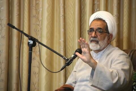 حجت الاسلام والمسلمین نبوی