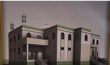مسلمانان بلیز صاحب مسجد میشوند