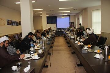 نشست بصیرتی طلاب مدارس علمیه قزوین برگزار شد