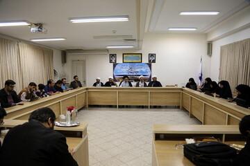 تصاویر/ نشست خبری آغاز پذیرش جامعة الزهرا(س)