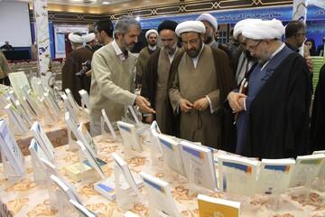 تصاویر/ نمایشگاه دستاوردهای پژوهشی دفتر تبلیغات اسلامی