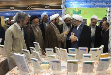 پنجمین نمایشگاه دستاوردهای پژوهشی و فناوری دفتر تبلیغات اسلامی افتتاح شد