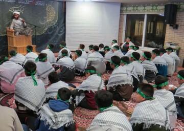 هفتمین اردوی آشنایی با حوزه ویژه دانش آموزان پرند برگزار شد+ عکس