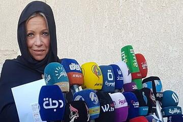 واقعیتهایی از عراق که خانم پلاسخارت آن را پنهان میکند