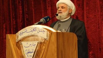 معاون دبیرکل حزب الله خصوصیات دولت آینده لبنان را تشریح کرد