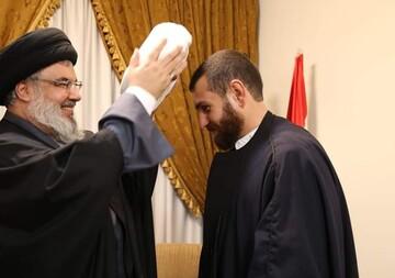 Hezbollah Secretary General Sayyed Hasan Nasrallah personally attended a ceremony for seminary graduates