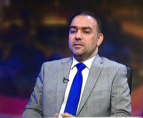 نوفل ابو رغیف سخنگوی جریان حکمت عراق
