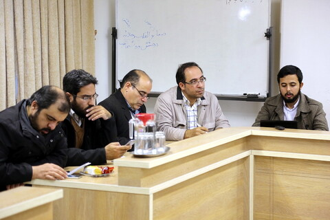تصاویر/نشست خبری  آغاز پذیرش جامعه الزهرا