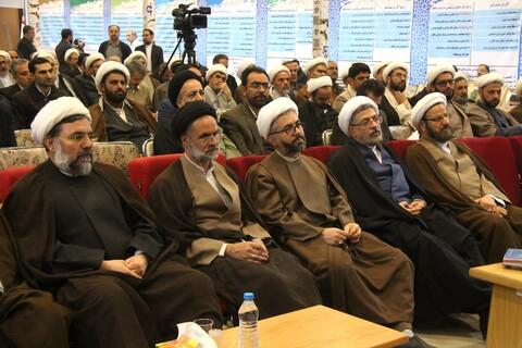 آغاز به کار پنجمین نمایشگاه دستاوردهای پژوهشی دفتر تبلیغات اسلامی
