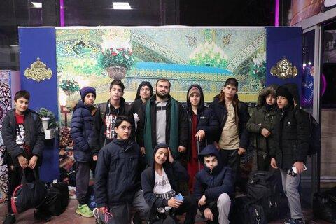 دانش آموزان منطقه یک تهران