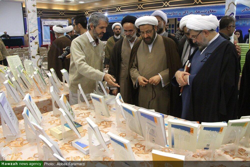 تصاویر/ نمایشگاه دستاوردهای پژوهشی دفتر تبلیفات اسلامی