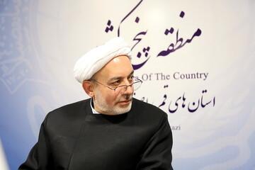تصاویر/ نشست کمیسیون حقوق بشر اسلامی در قم