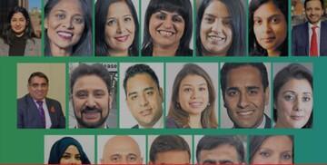 افزایش نمایندگان مسلمان در انتخابات پارلمانی بریتانیا