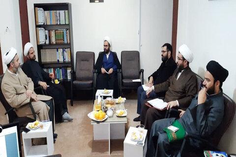 شورای نهادهای حوزوی کردستان