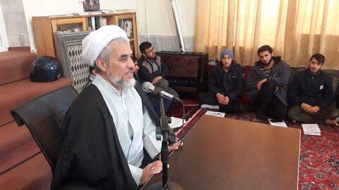 احمد نظری - امام جمعه موقت شاهرود